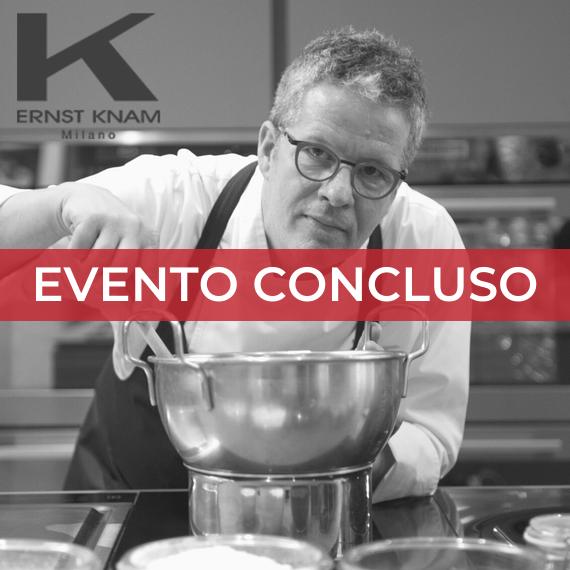 """Masterclass con il """"Re del Cioccolato"""" Ernst Knam"""