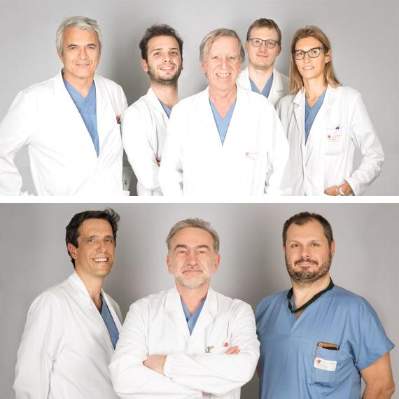Team Cardiologia Interventistica