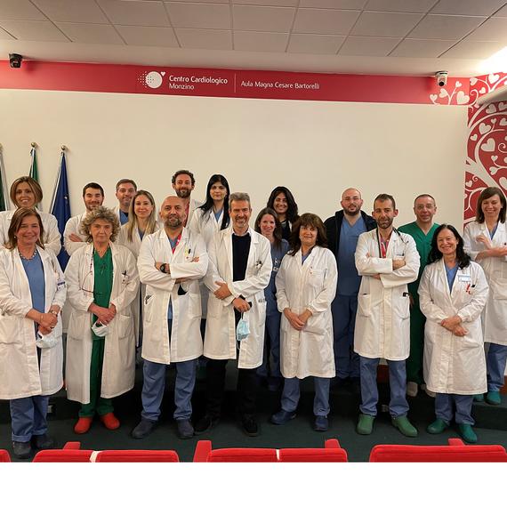 Team Imaging Cardiovascolare