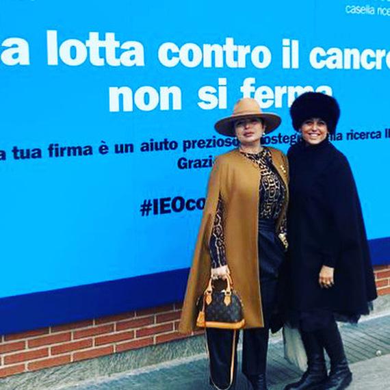 Raccolta fondi reparto Oncofertilità